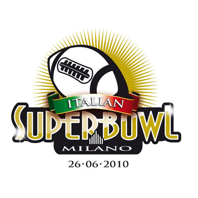 Logo Superbowl Italiano 2010