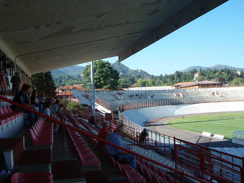 Velodromo Luigi Ganna) - футбольный стадион в итальянском городе Варезе. .