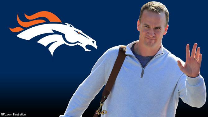 Peyton Manning saluta e se ne va ai Broncos