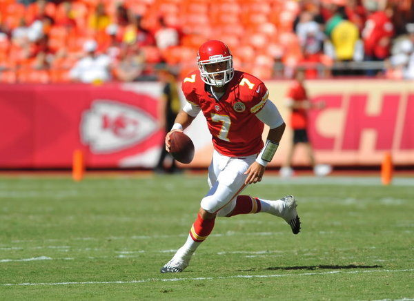 Matt Cassel, Kansas City Chiefs