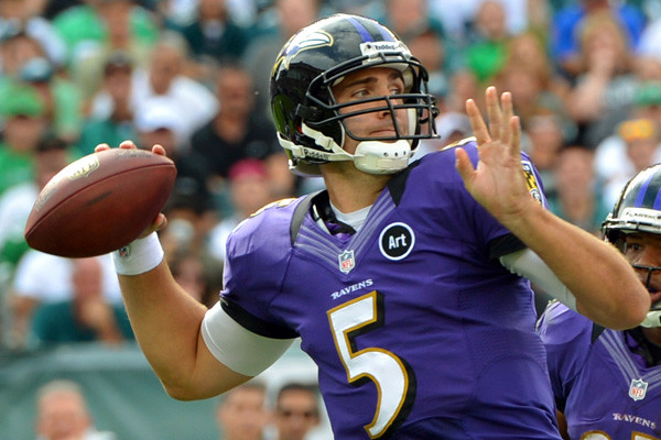 Joe Flacco, Baltimore Ravens