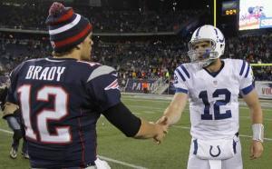 Tom Brady e Andrew Luck: il presente e il futuro della lega?