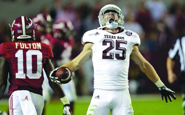 Texas A&M batte Alabama - NCAA 2012 week 11