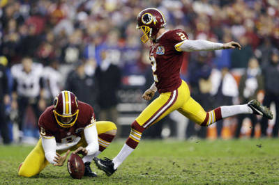 Kai Forbath assicura la vittoria nei supplementari.