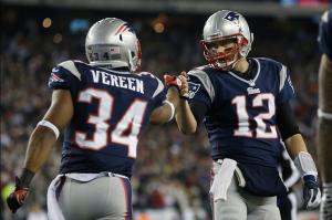 I New England Patriots abbattono gli Houston Texans