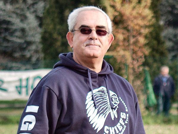 Gian Luigi (Igi) Baldini, dirigente dei Chiefs Ravenna