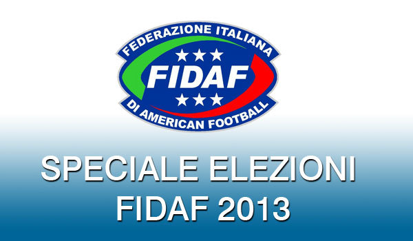 Speciale Elezioni FIDAF 2013