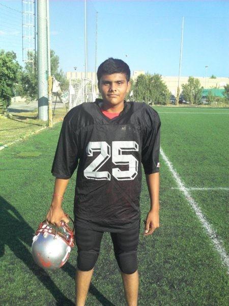 Aman Banger (under 16)
