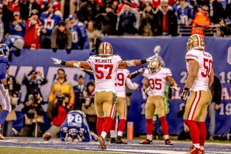 49ers vs NY Giants