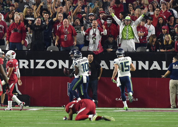 Seattle Seahawks v Arizona Cardinals