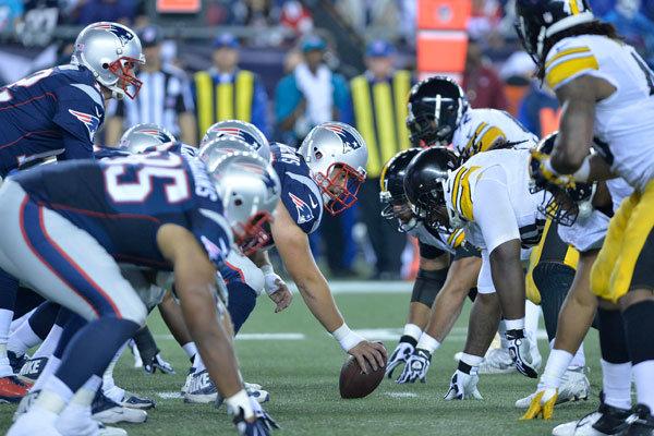 Patriots 28, Steelers 21 - NFL 2015 week 1