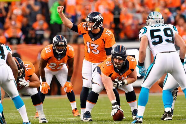 Broncos vs Panthers NFL 2016 week 1 (denverpost.com Joe Amon)