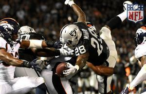 Raiders ancora vincenti, ecco i Power Rankings dopo la week 9