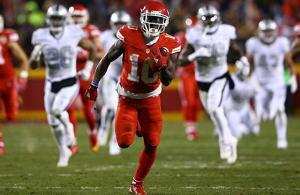 KC Chiefs Tyreek Hill