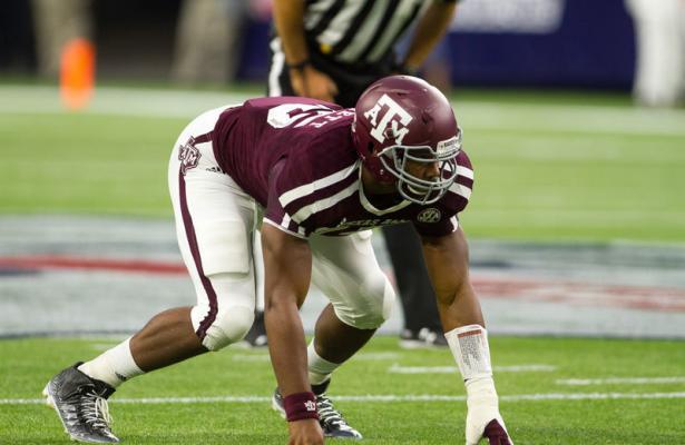 Myles Garrett DE Texas A&M NFL Draft 2017