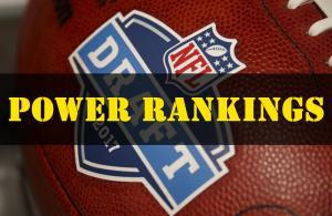 NFL Draft 2017 i power rankings
