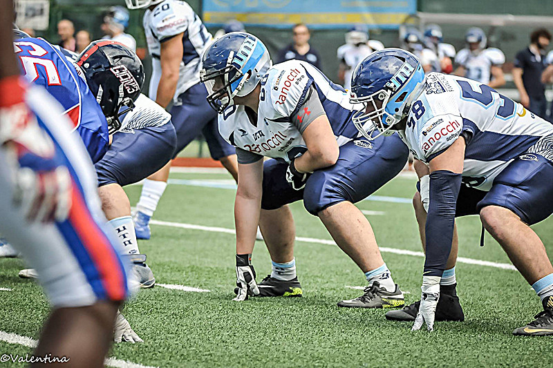 Giants Bolzano vs UTA Pesaro IFL 2017