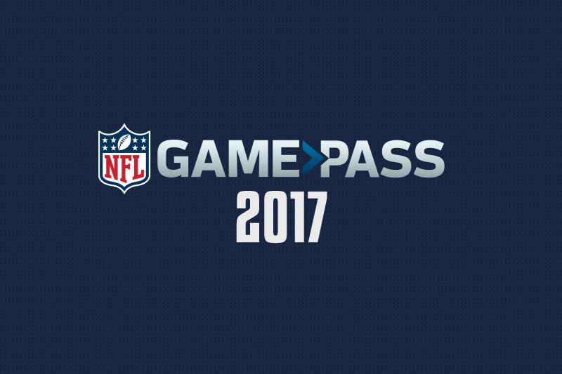 NFL Game Pass 2017