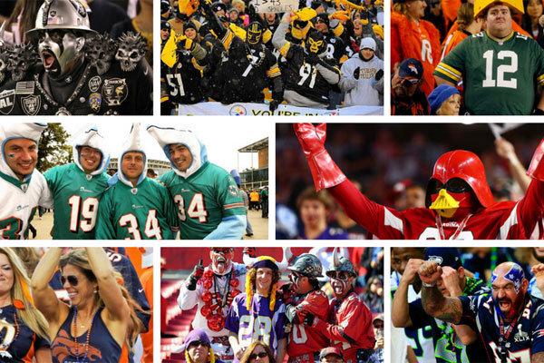 fan club italiani delle squadre NFL