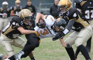 FIDAF campionati juniores football americano under16 under19