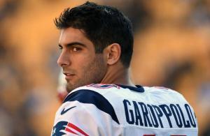 Jimmy Garoppolo New England Patriots