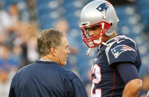 Bill Belichick e Tom Brady