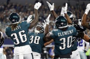 Philadelphia Eagles running-backs 2017: Ajayi, Barner, Clemen, Blount