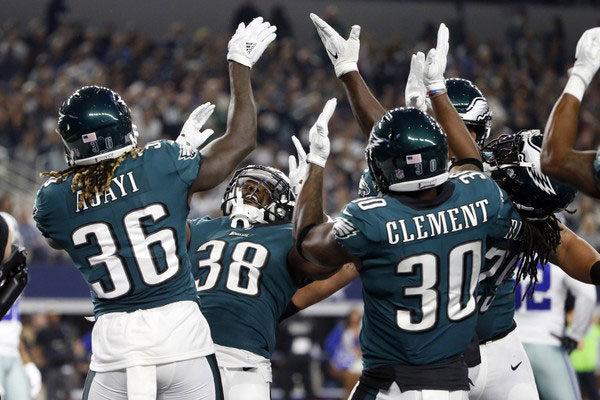 Philadelphia Eagles running-backs 2017: Ajayi, Barner, Clemen, Blount