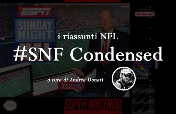 #snf condensed