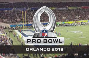 Pro Bowl 2018 Orlando 28 gennaio Florida