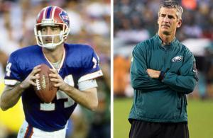 Frank Reich (ex Bills) oggi Colts Head Coach