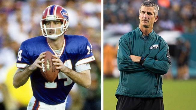 Frank Reich (ex Bills) oggi Colts Head Coach