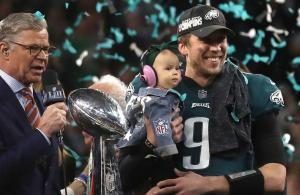 Nick Foles MVP Super Bowl LII