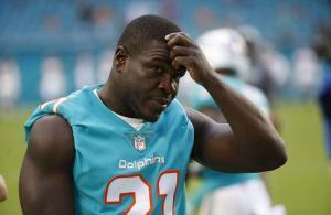 Frank Gore Miami Dolphins 2018