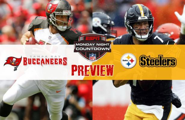 monday night preview pittsburgh-tampa bay 2018