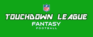 Touchdown League banner
