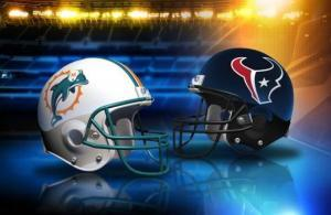 Dolphins @ Texans preview - NFL week 8