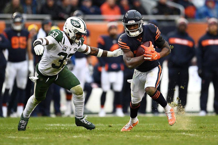Bears vs Jets NFL 2018