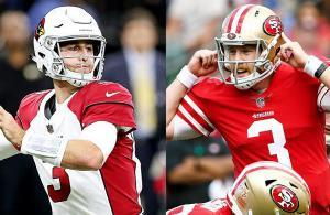 Cardinals vs 49ers, ovvero Josh Rosen vs CJ Beathard
