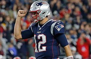 Tom Brady Patriots vs Chiefs 2018