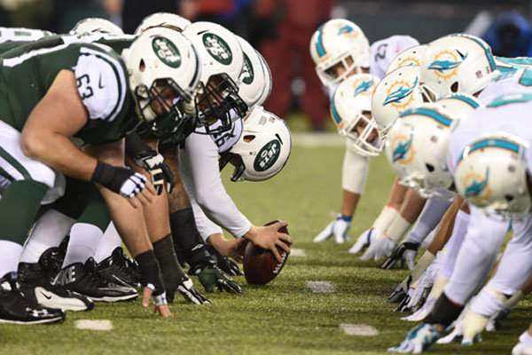 Dolphins vs Jets NFL 2018