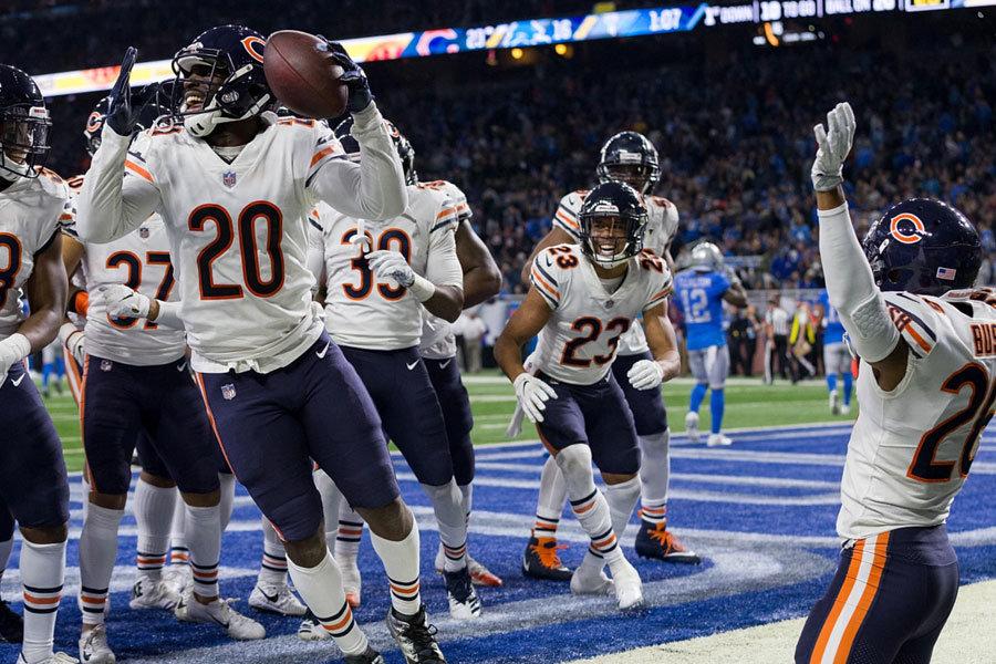 Fuller int celebration Bears