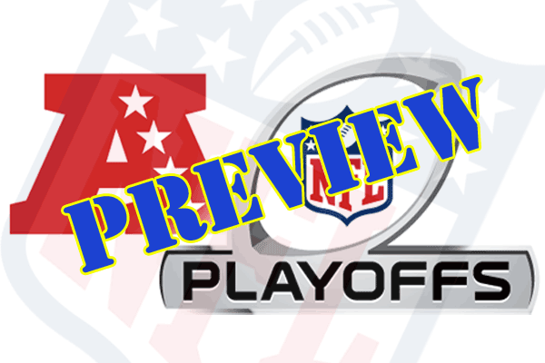 AFC playoff preview 2018