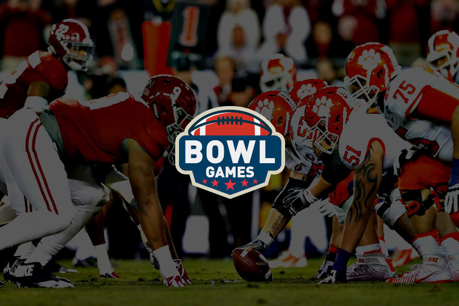 NCAA Football College Bowl 2018
