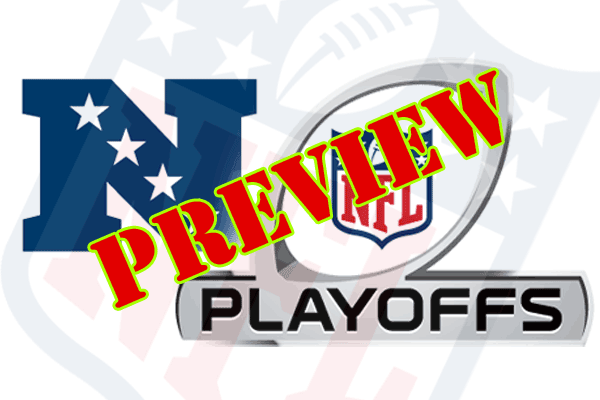 NFC playoff preview 2018
