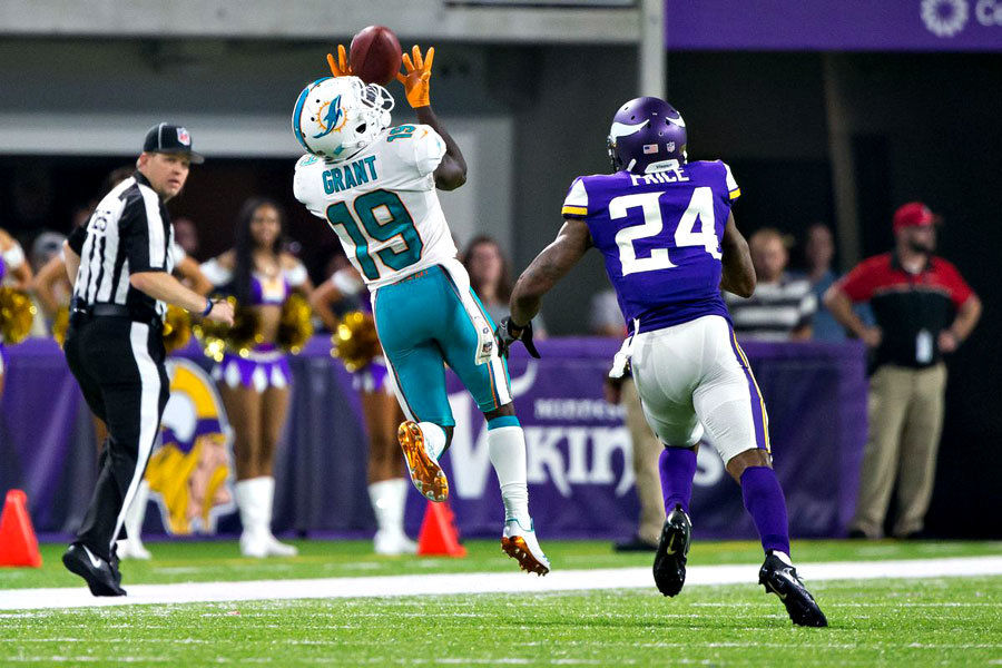 Vikings vs Dolphins preview NFL 2018