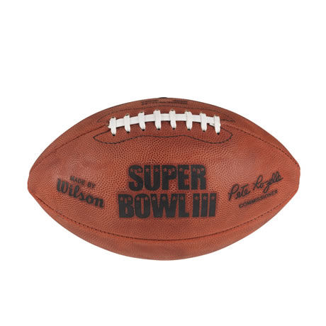 03 pallone Super Bowl III 1969
