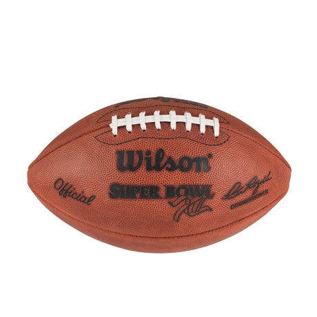 12 pallone Super Bowl XII 1978