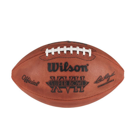 17 pallone Super Bowl XVII 1983