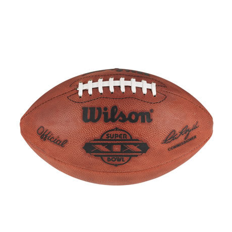 19 pallone Super Bowl XIX 1985